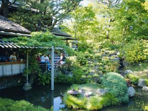 The Japanese Tea Garden, Golden Gate Park, San Francisco, USA by Fraser Hall