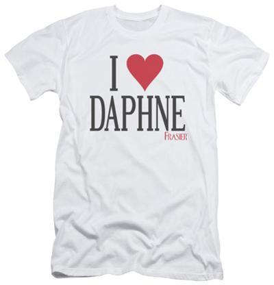 Frasier - I Heart Daphne (slim fit)