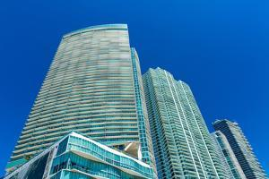 Luxury Buildings in Miami, Florida, USA by Frazao