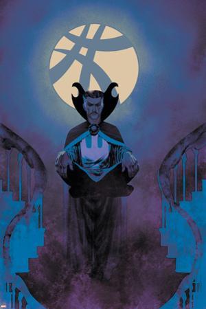 Uncanny X-Men #7 Featuring Dr. Strange by Frazer Irving