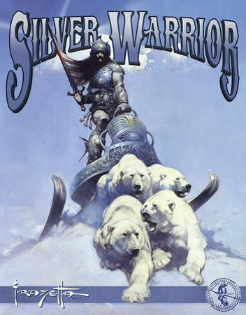 Frazetta - Silver Warrior