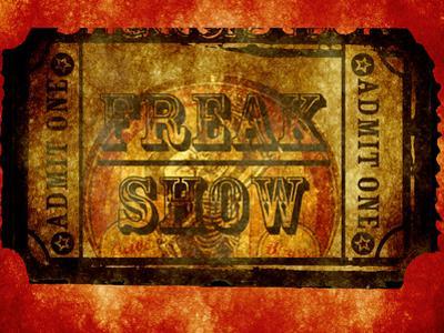 Freak Show Ticket 4
