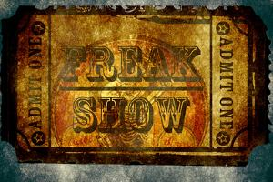 Freak Show Ticket 5