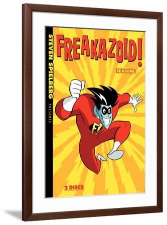 Freakazoid!--Framed Poster