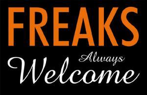 Freaks Always Welcome
