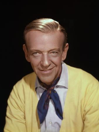 FRED ASTAIRE, 1955 (photo)