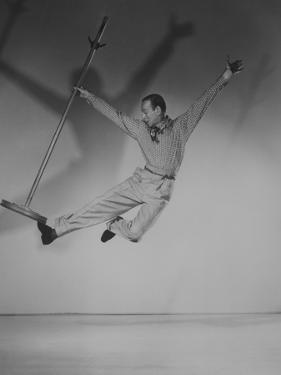 "Fred Astaire. ""Funny Face"" 1957, Directed by Stanley Donen"
