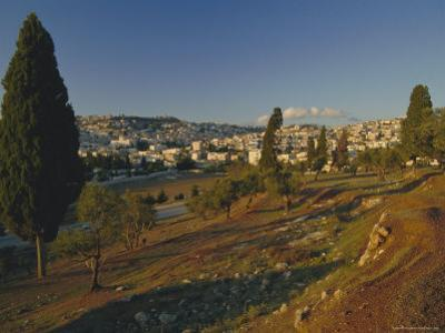 Nazareth, Israel, Middle East by Fred Friberg