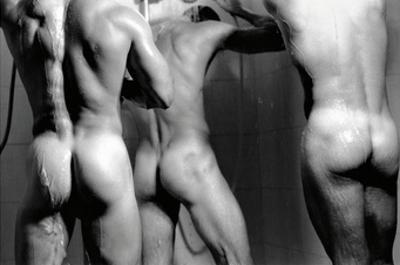 The Shower Room by Fred Goudon