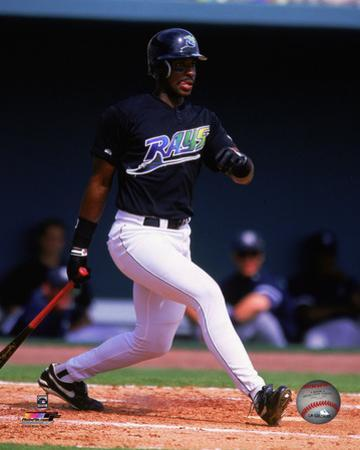 Fred McGriff 2000 Action