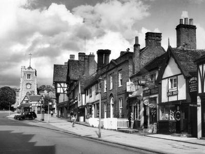 England, London, Pinner
