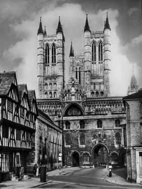 Lincoln Cathedral by Fred Musto