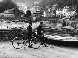 Lynmouth before Flood by Fred Musto