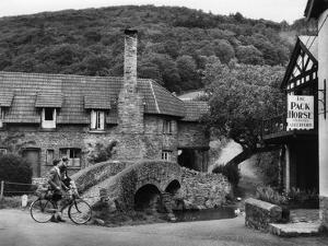 Pack Horse Bridge by Fred Musto