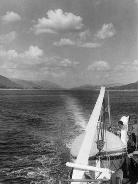 Scotland, Loch Linnhe by Fred Musto