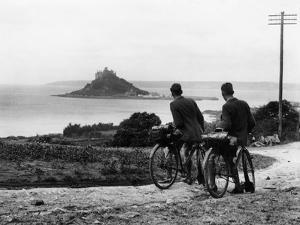 St. Michael's Mount by Fred Musto
