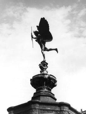 Statue of Eros by Fred Musto