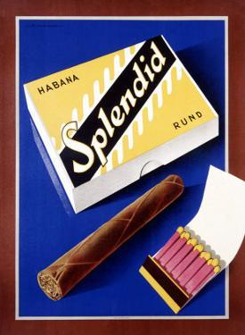 Splendid Habana Rond by Fred Neukomm