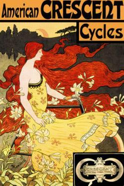 American Crescent Cycles by Fred Ramsdell