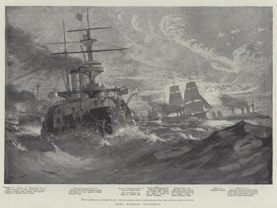 Some Russian War-Ships