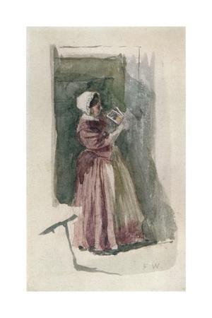 Caught!, 19th century, (1924)
