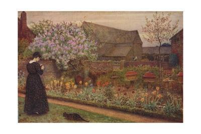 'The Old Farm Garden', 1871