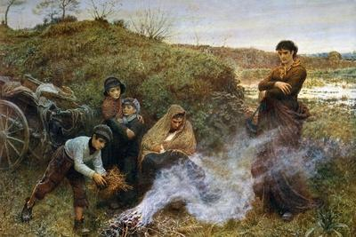 The Vagrants, 1868