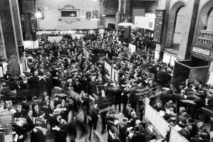 London Stock Exchange, 1967 by Freddie Reed O.B.E.