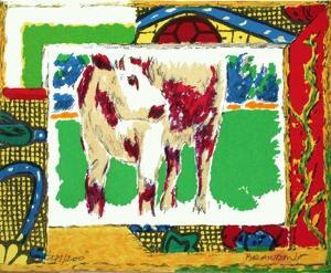 La Vache by Frédéric Brandon