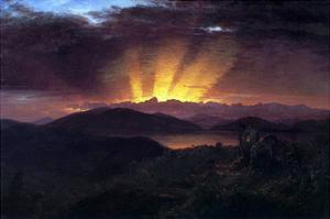 After the Annealing by Frederic Edwin Church