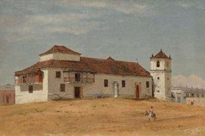 Church in Barranquilla, Colombia by Frederic Edwin Church