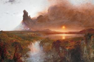 Cotopaxi, 1862 by Frederic Edwin Church