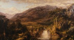 Heart of the Andes by Frederic Edwin Church