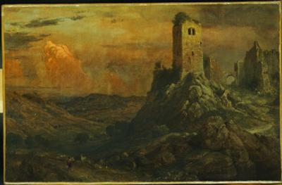 Mediterranean Church, 1873 by Frederic Edwin Church