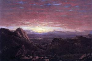 Morning by Frederic Edwin Church