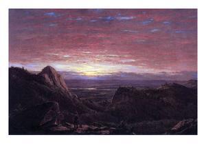 Morning by Frederic Edwin Church