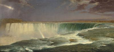 Niagara, 1857 by Frederic Edwin Church