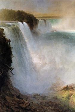 Niagara Falls by Frederic Edwin Church