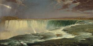 Niagara by Frederic Edwin Church