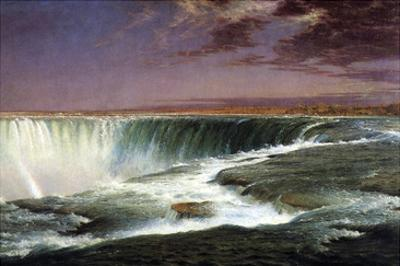 Niagara by Frederic Edwin Church