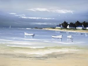 Coastal Inlet II by Frédéric Flanet