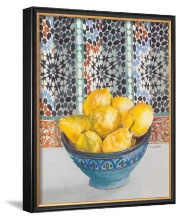 Citrons Jaunes by Frederic Givelet