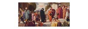 'Captive Andromache', c1886 by Frederic Leighton