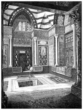 The Arab Hall, C1880-1882 by Frederic Leighton