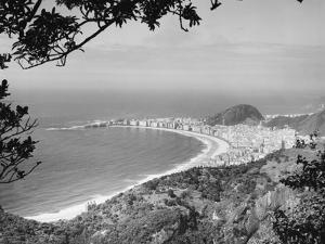 Copacabana Beach by Frederic Lewis