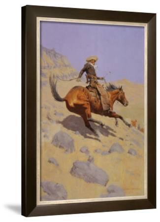 The Cowboy by Frederic Sackrider Remington