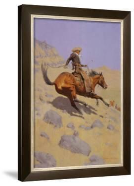 The Cowboy by Frederic Sackrider Remington