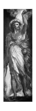 Elijah, 1926 by Frederic Shields