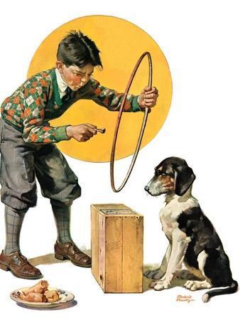 """""""Old Dog, New Tricks,""""July 11, 1931"""