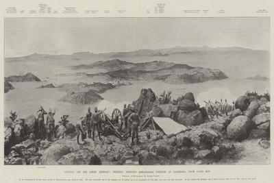 Cutting Off the Boers' Retreat, General French's Remarkable Position at Colesberg, from Coles Kop